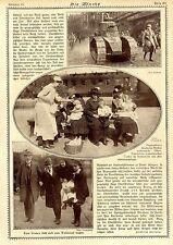 Von den Abstimmungstagen in Oberschlesien * 3 historische Aufnahmen von 1921