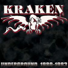 Kraken-Underground Anvil,Deaf Dealer,Jag Panzer,Cirith Ungol,Cloven Hoof,NWOBHM