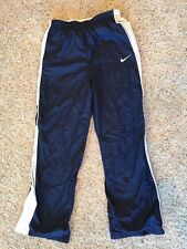 NIKE KIDS BOYS GIRLS ATHLETIC TRACK Lined PANTS BLUE Sz XL RCP