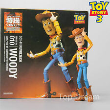 2016 New Toy Story 3 Woody Action Figure Doll Toy Set New in Box High Quality