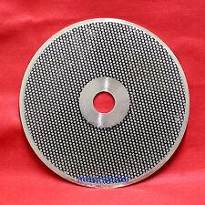 Dental Diamond Disc 254mm for Lab Model Trimmer NEW ---Free Shipping Nus