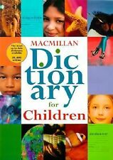 Macmillan Dictionary for Children - IN GOOD/VERY GOOD CONDITION COMBINE SHIPPING