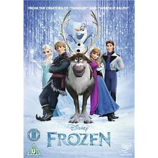 FROZEN - DISNEY DVD DISNEY - IN STOCK
