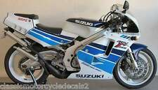 SUZUKI RGV250 RGV250M VJ22 DECAL SET 1991