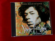 JIMI HENDRIX EXPERIENCE~AXIS BOLD AS LOVE~ RARE~LIKE NEW~ MCA RECORDS~~CD