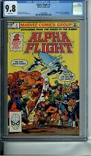 ALPHA FLIGHT LOT #1, 2, 3, 4, 5, 6, 7, 8, 9, 10, 11, 12, 13 CGC 9.8 MOVIE SOON