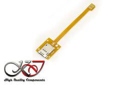 Adaptateur SIM MicroSIM - Nappe souple longueur 100mm épaisseur 0.1mm