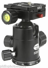 Sirui G-20X G-X SERIES BALLHEAD with Whoping 44 LB Capacity Free US Shipping!
