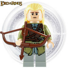 LEGO The Lord Of The Rings Minifigures - Legolas c/w Long Bow ( 79008 )