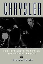 Chrysler: The Life and Times of an Automotive Genius (Automotive History and Per