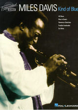 Learn to Play Trumpet Miles Davis Kind Of Blue Transcribed Scores Music Book