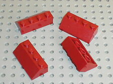 LEGO STAR WARS DkRed Slope Bricks ref 3037 / Set 4840 7679 8088 7751 10152 6205