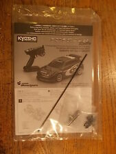 Pure Ten EP Fazer 4WD Rally Manuals, Tools, Antenna etc - Kyosho