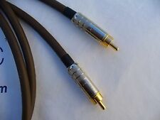 Belden 8402 1m RCA Interconnect Cables Excellent Tone & Synergy With Tube Amps