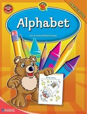 Brighter Child Learning Activities Ser.: Alphabet by Carson-Dellosa...