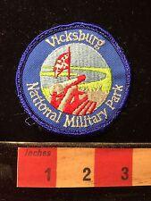 Vicksburg National Military Park Patch ~ Mississippi Civil War 69Y2
