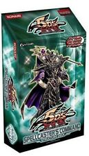 3x Yugioh Cards SPELLCASTER'S COMMAND Unlimited edition Structure Deck SEALED!!