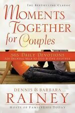 Moments Together for Couples : 365 Daily Devotions for Drawing near to God...