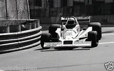 WILLIAMS FW06 ALAN JONES LONG BEACH US GRAND PRIX WEST PHOTOGRAPH 1978