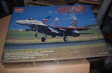 "Academy Model Kit 2167 :Russian Knights"" Sukhoi SU-27 Flanker B NEW SEALED"