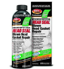 Bar's Leaks HG-1 Head Gasket and Cooling Sealant Auto Repair Crack Sealer Plugs