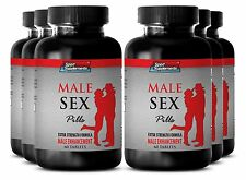 Maca Extract - Male Sex Pills 1275mg - Boost Long-Term Results Sexual Pills 6B
