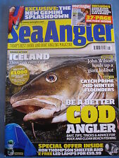 Sea Angler Magazine Issue 447 - Be a better cod angler