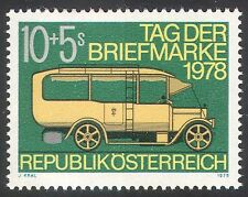 Austria 1978 Post Bus/Postal Transport/Motoring/Buses 1v (n22463)