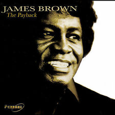 Brown, James: The Payback  Audio CD