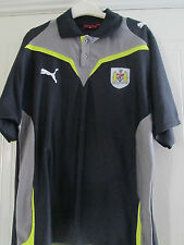 Bristol City Puma Football Polo T Shirt  Size Small /40596