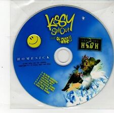 (DS715) Kissy Sell Out ft Oh Snap!!, Homesick - 2011 DJ CD