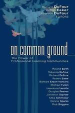 Leading Edge: On Common Ground : The Power of Professional Learning...