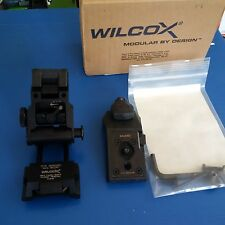 NEW Wilcox L3 G10 1-hole nvg mount