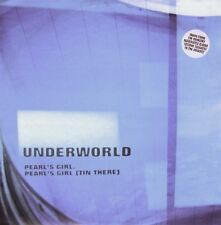 "UNDERWORLD Pearl's Girl - 1996 UK 2-track 12"" vinyl  Single EXCELLENT CONDITION"