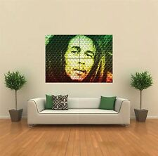 BOB MARLEY RASTA NEW GIANT POSTER WALL ART PRINT PICTURE G431