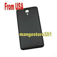 Battery Cover Back  Door For Samsung Galaxy Mega 2 SM-G750 G750A G750H  Black