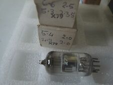 X79 GEC    NEW OLD STOCK  VALVE 1 PC O16