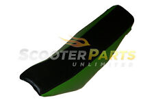Green Black Seat Cushion Pad Assembly For 250cc Dirt Pit Bike Honda CRF250 04-09