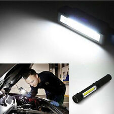Car Breakdown Emergency Flashlight LED Light Outdoor Repair Torch Magnet Mounted