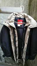 Men's NORTH FACE Gore-Tex Goose Down , Hooded,parka, Jacket Size Men's Medium