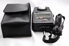 [Near Mint] MINOLTA AUTO METER III Digital Light Meter w/Case F/S Japan #A306