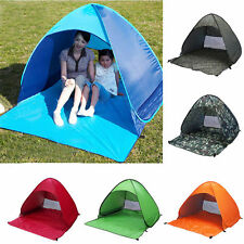 Pop Up Portable Beach Canopy Sun Shade Shelter Outdoor Camping Fishing Tent Good