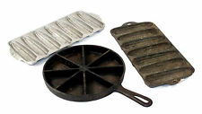 dav All Vintage - One Cast Iron Cornbread Pan, One Mold, One Aluminum