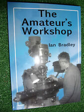 The Amateur's Workshop By Ian Bradley book manual guide knurling reaming milling