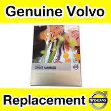 Genuine Volvo Service Record Book (All 2011 Models) V70 S40 V40 V50 C30 C70 XC90