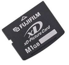 Fujifilm xD-Picture Card 1GB Type M 1GB XD Card,for Olympus&Fujifilm Cameras