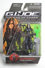 G.I. Joe Rise Of Cobra Baroness Paris Pursuit New Action Figure Free Shipping
