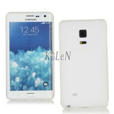 Frosted Matte Gel TPU Case Cover Skin For Samsung Galaxy Note Edge N9150 .Clear