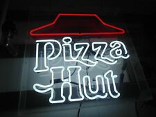 NEON PIZZA HUT SIGN REAL VERY COOL ITEM!