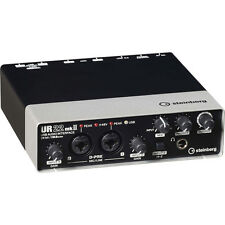 **BRAND NEW** Steinberg UR22 MKII USB Audio Interface with Cubase AI UR-22